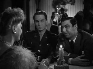 Christmas Holiday (1944): Dean Harens, Richard Whorf, & Gladys George