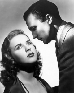 Deanna Durbin & Gene Kelly Noir Lighting